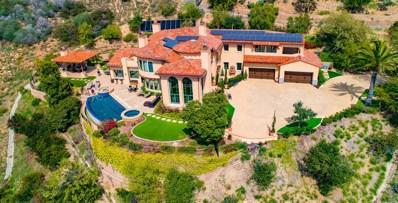 8318 Via Dora, Rancho Santa Fe, CA 92067 - MLS#: 180054726