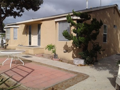 1185 30Th St., San Diego, CA 92154 - MLS#: 180054753