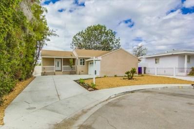 2304 54 Th Street, San Diego, CA 92105 - MLS#: 180054760
