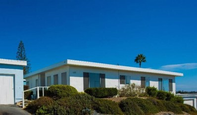 3747 Vista Campana S UNIT 40, Oceanside, CA 92057 - MLS#: 180054783