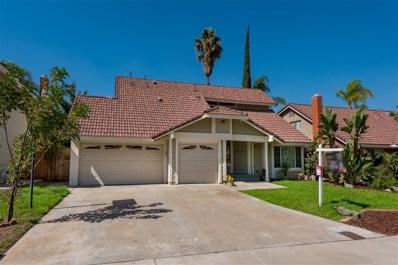 1818 Bearcat Ln, El Cajon, CA 92019 - MLS#: 180054813