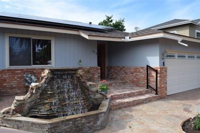604 Catalina Blvd., San Diego, CA 92106 - MLS#: 180054843