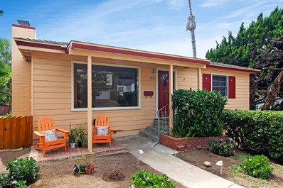 2655 Sunset St., San Diego, CA 92110 - MLS#: 180054847