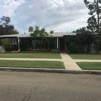 4257 Ridgeway Drive, San Diego, CA 92116 - #: 180054852