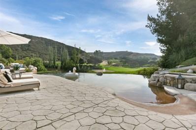 6185 Clubhouse Dr, Rancho Santa Fe, CA 92067 - MLS#: 180054869