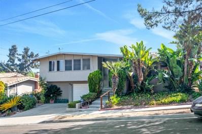 5427 Redding Rd, San Diego, CA 92115 - MLS#: 180054873