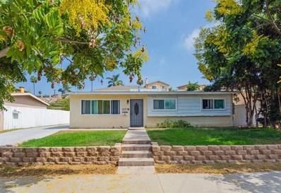 1377 Monserate Ave, Chula Vista, CA 91911 - MLS#: 180054914