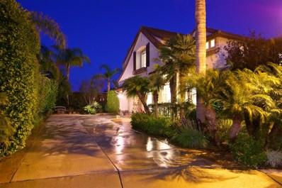 1193 Alexandra Lane, Encinitas, CA 92024 - MLS#: 180054921