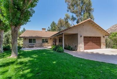 25909 Matlin Rd, Ramona, CA 92065 - MLS#: 180054953