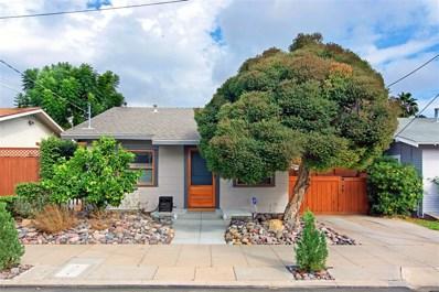 3437 Arizona Street, San Diego, CA 92104 - MLS#: 180054962