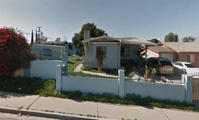 318 53rd St, San Diego, CA 92114 - MLS#: 180055006
