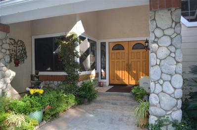 13810 Del Poniente Road, Poway, CA 92064 - MLS#: 180055043