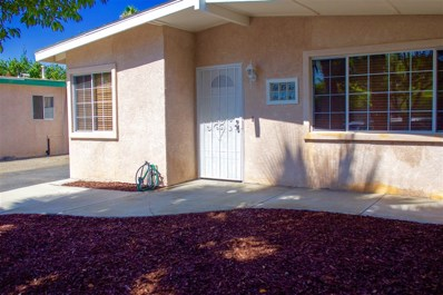 1722 Acorn St, Escondido, CA 92027 - MLS#: 180055057