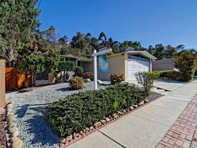 5460 Baja Dr, San Diego, CA 92115 - MLS#: 180055079