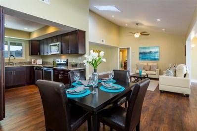 3760 Vista Campana UNIT 2, Oceanside, CA 92057 - MLS#: 180055123