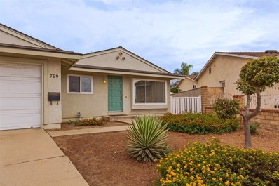 799 Ralph Way, San Diego, CA 92154 - MLS#: 180055165