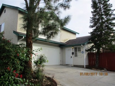 4767 Jessie #D, La Mesa, CA 91942 - MLS#: 180055233
