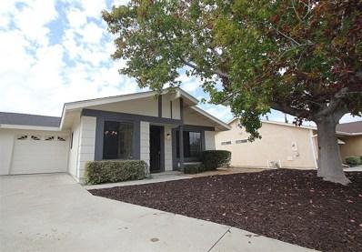 5168 El Secrito, Oceanside, CA 92056 - MLS#: 180055248