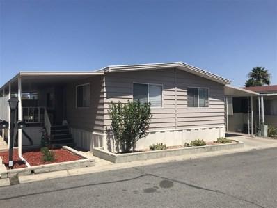 155 Las Flores Dr UNIT SPC 95, San Marcos, CA 92069 - MLS#: 180055279