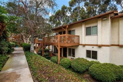 6386 Rancho Mission Rd UNIT 307, San Diego, CA 92108 - #: 180055294