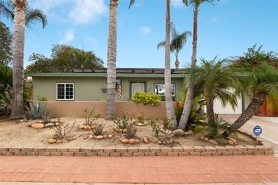 6329 Celia Vista Dr, San Diego, CA 92115 - MLS#: 180055316