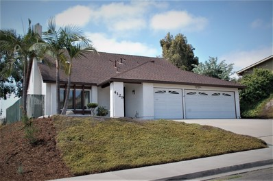 4129 Auburn Avenue, Oceanside, CA 92056 - MLS#: 180055348
