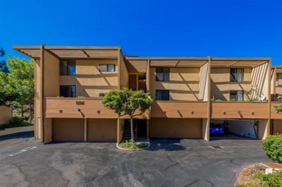 6192 Agee Street UNIT 250, San Diego, CA 92122 - MLS#: 180055349