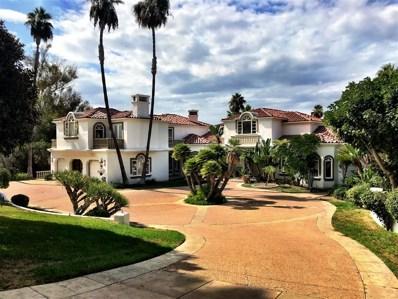 16201 Avenida Cuesta Los Osos, Rancho Santa Fe, CA 92067 - MLS#: 180055366