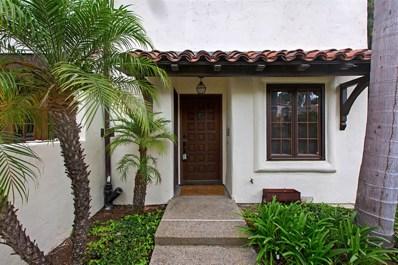 8682 Villa La Jolla Dr UNIT 2, La Jolla, CA 92037 - MLS#: 180055379