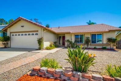 3580 Hatfield Cir, Oceanside, CA 92056 - MLS#: 180055403