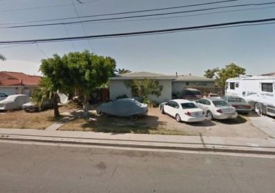 5504 Alleghany St, San Diego, CA 92139 - MLS#: 180055431