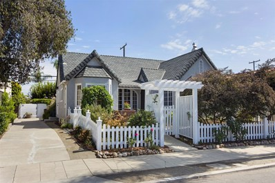 2429 32nd Street, San Diego, CA 92104 - MLS#: 180055446