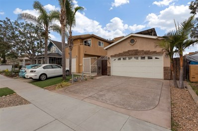 4660 Iowa St, San Diego, CA 92116 - MLS#: 180055455