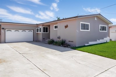 6205 Kimberly Dr, La Mesa, CA 91942 - MLS#: 180055465