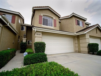 9545 Questa Pointe, San Diego, CA 92126 - MLS#: 180055504