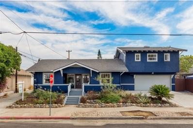 2873 Upas Street, San Diego, CA 92104 - MLS#: 180055518