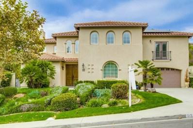 10734 Edenoaks Street, San Diego, CA 92131 - MLS#: 180055561