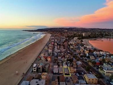 722 San Jose Place, San Diego, CA 92109 - MLS#: 180055605