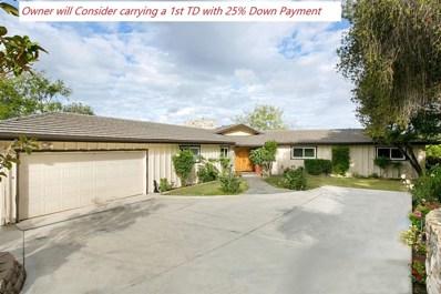1024 Meade Avenue, San Diego, CA 92116 - #: 180055632