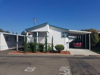 1001 S Hale UNIT 56, Escondido, CA 92029 - MLS#: 180055656