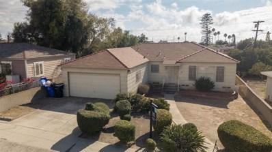 106 Las Flores Terrace, San Diego, CA 92114 - MLS#: 180055664