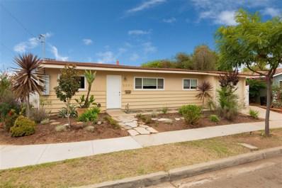 5091 Roscrea Avenue, San Diego, CA 92117 - MLS#: 180055698