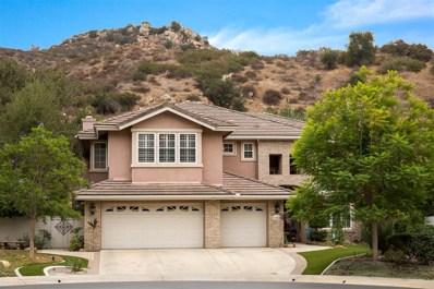 3277 Rosewood Lane, Escondido, CA 92027 - MLS#: 180055729