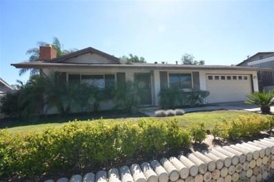 6443 Mount Aguilar Dr, San Diego, CA 92111 - MLS#: 180055760