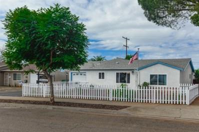 1766 N N Mollison Ave, El Cajon, CA 92021 - MLS#: 180055798