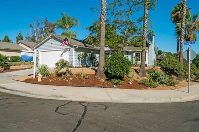 705 Dane Dr, San Marcos, CA 92069 - MLS#: 180055810