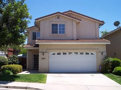 1629 Hanson Lane, El Cajon, CA 92021 - MLS#: 180055814