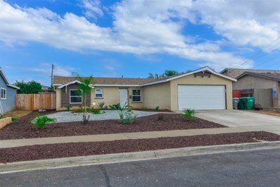497 Nothomb, El Cajon, CA 92019 - MLS#: 180055883