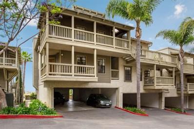 3961 Hortensia St UNIT H7, San Diego, CA 92110 - MLS#: 180055895