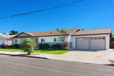 1743 Halley, San Diego, CA 92154 - MLS#: 180055932